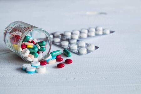 Medicine and health care concept Zdjęcie Seryjne
