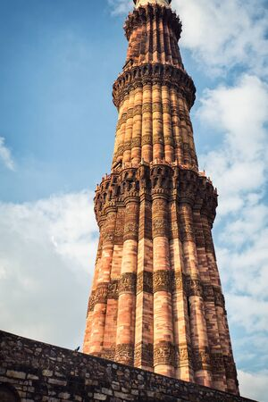 quitab: Qutub Minar is a one of the most popular place in New Delhi , India