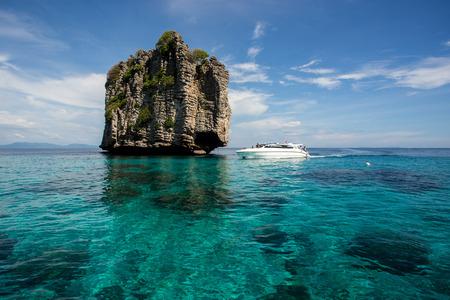 Koh Ha , Lonley island in Andaman sea, Thailand