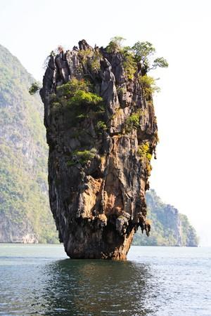 khao ta pu phang-Nga thailand