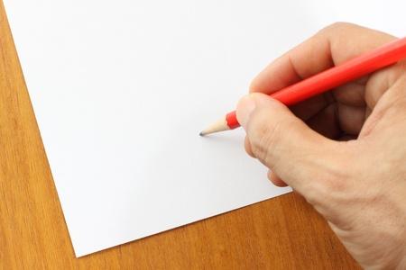 writing instrument: Writing
