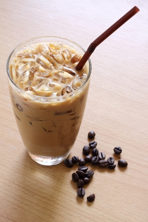 Helado de café Foto de archivo - 14234483