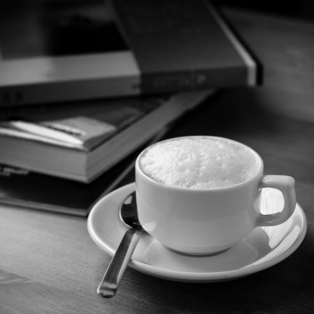 A Cappuccino Coffee photo