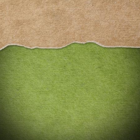 torn paper background: Torn Paper Background Stock Photo
