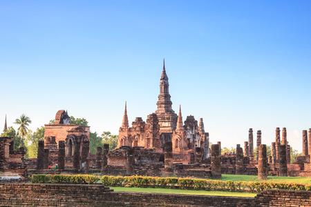 sukhothai: Sukhothai historical park, Thailand