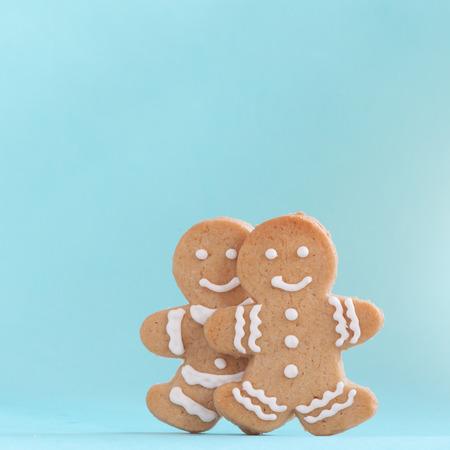 gingerbread man: Gingerbread Cookies man Stock Photo
