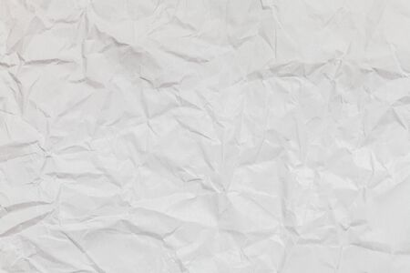 crease: White Wrinkle Paper Background Stock Photo