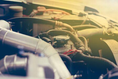 To repair the car Maintenance, repair period
