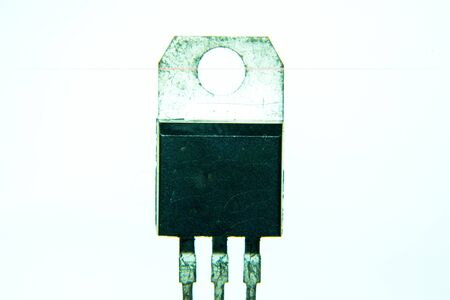 ic 3 pins For electronic devices, photonic Banco de Imagens