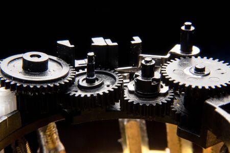 Engine Repair and tiny tiny screwdriver.