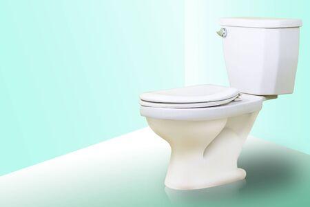 flush toilet  Blue water  Cleanliness Stock fotó