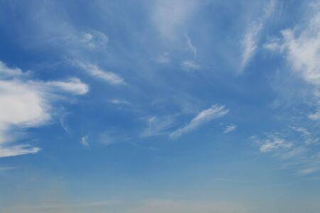 cloud drift: sky with cloud