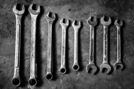 versatile: Basic mechanic tools