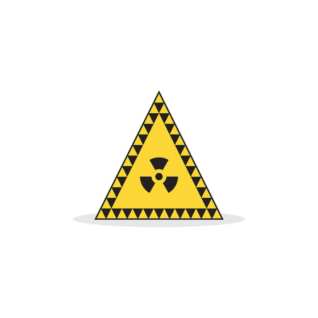 Radioactive zone icon