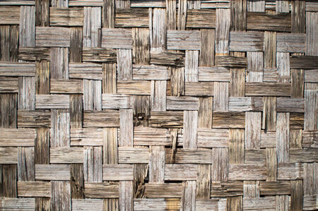 The abstract background from the bamboo weave photo