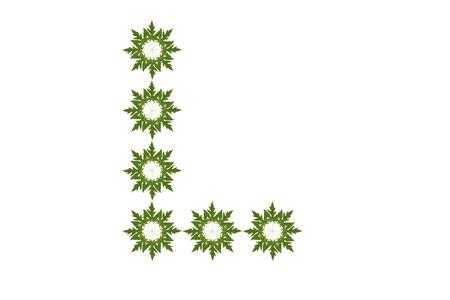 L leaf character