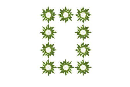 O leaf character