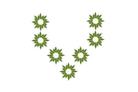 V leaf character