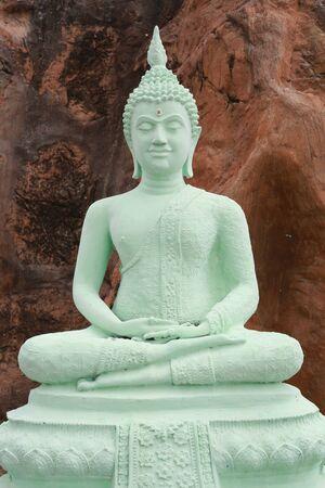 Jade Buddha Stock Photo - 13515276