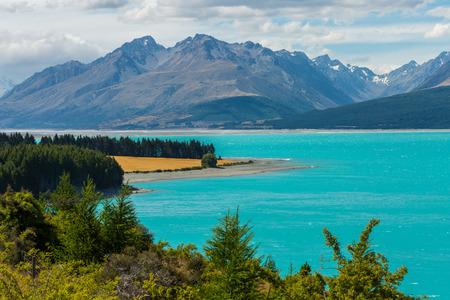image of Turquoise Lake Pukaki