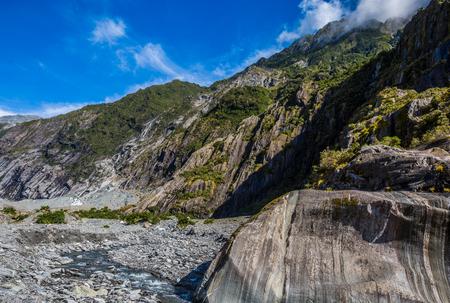 franz josef: Franz Josef Glacier, Nueva Zelandia