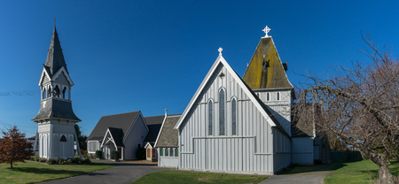 St Augustines Church in Waimate, New Zealand