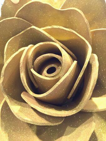 GLOD: The flower is glod Stock Photo