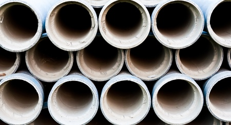culvert: Concrete pipe with multiple stacking sequence