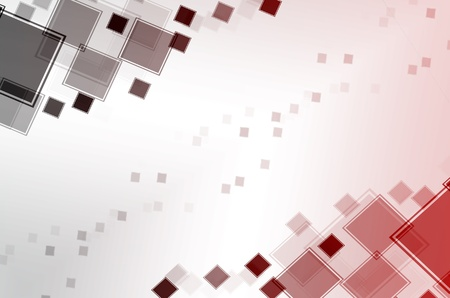Abstract black and red  background  Stock Photo - 14055647