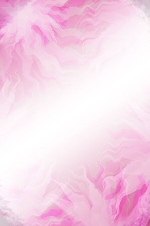 Abstract colorful art pink background