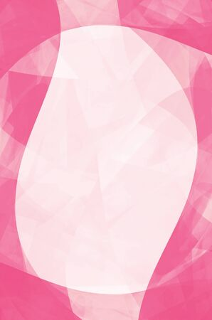 abstract pink curves background  Stock Photo - 14204363