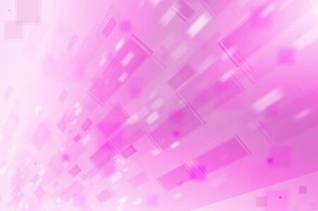 pink technology abstract background. photo