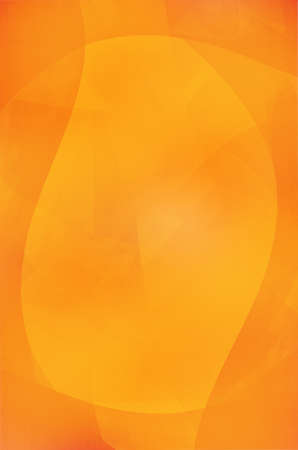 abstract orange and yellow curves background  photo