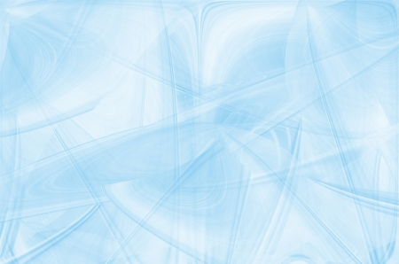 Abstract blue and white background  Stock Photo