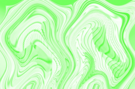 abstract art green background. Stock Photo - 14247409