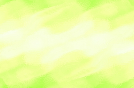 abstract green and yellow background. Stock Photo - 14247281