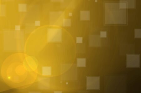 Abstract yellow lights  photo