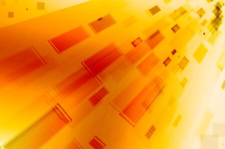 abstract orange and yellow background.