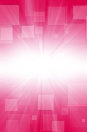 Virtual pink abstract  background