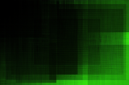 black and green abstract background Stock Photo