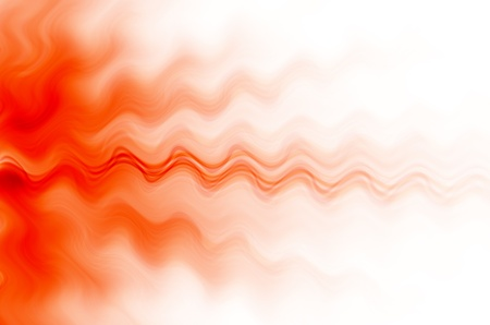 abstract orange lines background.