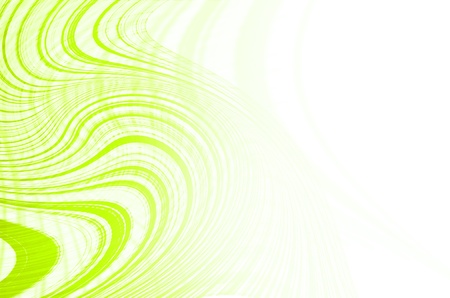 computergraphics: Abstract green yellow background. Stock Photo