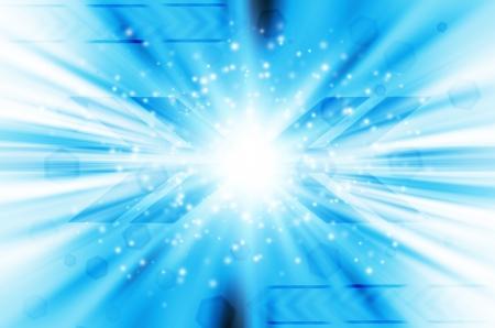blue abstract technology background.  Stok Fotoğraf
