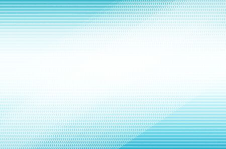 Abstract blue line background.