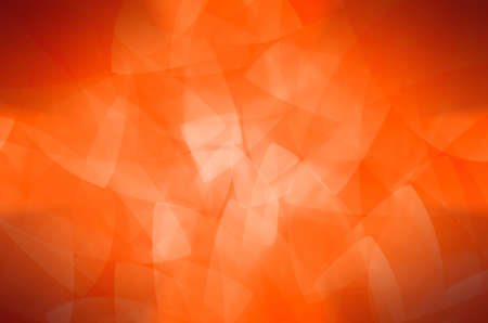 orange abstract curves background.  photo