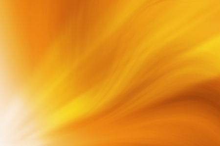 warm: Abstract golden curves background.
