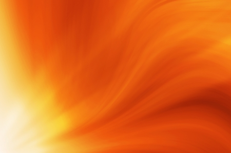 Abstract warm curves background. Stock Photo