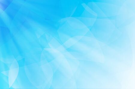 abstract blue curves background.  photo