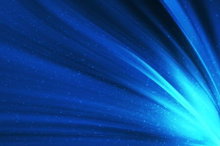 blue star abstract background Stock Photo - 16190130