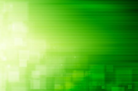 green abstract background Stock Photo - 16465672